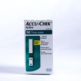 Accu-chek Active Frasco Con 50
