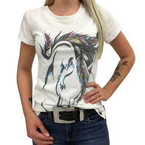 T-shirt Miss Country Horse Soul 346 d96dc0f71f3