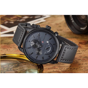 77b758d4e88 Relogio Ferro Preto - Relógios no Mercado Livre Brasil