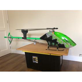 Minicopter Triabolo. No Goblin Ni Trex.
