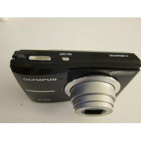 Camara Digital Olympus X42 Black 12mp X4 Zoom Pantalla Lcd