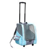 Pet Dog Animal Trolley Carrier Stroller Mochila De Viaje Wh