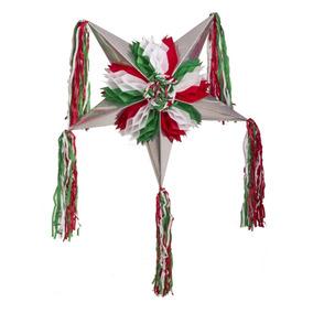 Piñata Plegable : Tricolor