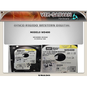Rigido Western Digital Wd400 De 40gb Interfaz Ide 29