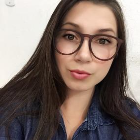 be02017a8190a Oculos De Grau Feminino Redondo Geek Outras Marcas - Óculos no ...