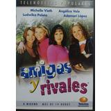 Amigas Y Rivales,telenovela