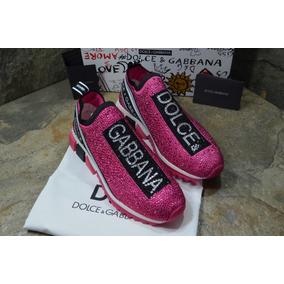 Tenis Sneaker Dolce Gabbana Sorrento Envio Gratis
