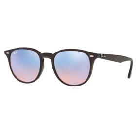 bd7fce5fa4e93 Oculos Sol Ray Ban Rb4259 62311n 51mm Marrom Brilho Azul Esp