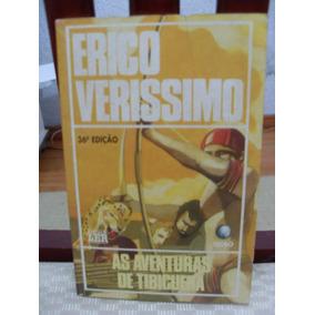 As Aventuras De Tibiguera - Érico Veríssimo