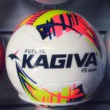Bola De Futsal Kagiva F5 Brasil Pro - Bola Da Liga Futsal e49f0b23b5a2d