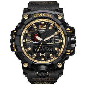 38fdbedbb89 Relogio Casio Dourado De Luxo Masculino - Relógios De Pulso no ...
