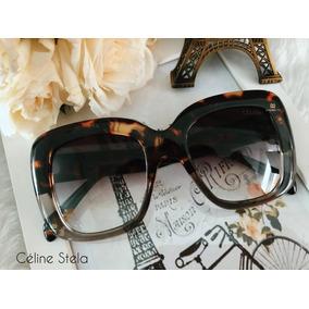 Óculos De Sol Roxy Stela Marrom Oculos - Óculos no Mercado Livre Brasil 8f1d509753