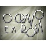 Dvd Novela O Cravo E A Rosa Completa - Frete Grátis