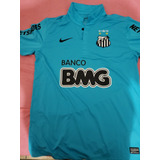 6c1bd15b8c8ef Camisa Santos Centenario - Camisa Santos Masculina no Mercado Livre ...