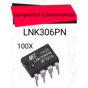 Lnk306 Lnk306pn Dip7 Kit 100 Peças