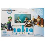 Mario Kart Wii Exclusive Micro Control Remoto Rc Juego De Ba