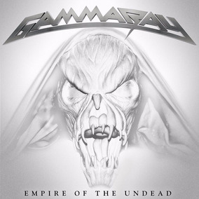 Cd + Dvd Gammaray - Empire Of The Undead Edição Especial