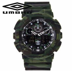 Reloj Umbro Umb-044-1 Deportivo Analogo Digital Caballero