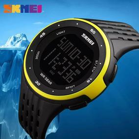 Relógio Masculino Skmei 1219 Digital Esportivo. Prova D´água