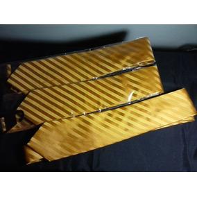 Corbatas Regency Amarillas