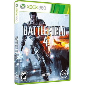 Battlefield 4 Game Xbox 360 Mídia Física Original Lacrad Cd