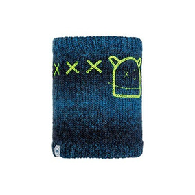 Protector De Cuello Polar Neckwarmer Buff Monster Jolly Dark