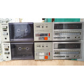 Tape Deck Sony Tc-fx5bs