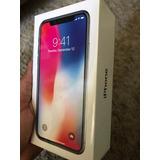 Apple Iphone X 256 Gb Preto A1901 - Pronta Entrega