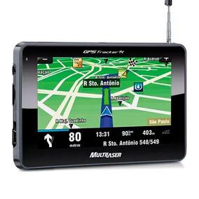 Gps Automotivo Multilaser Tracker Iii Gp035 4.3