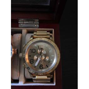 2ea6e5201ca Nixon Cannon Prata - Joias e Relógios no Mercado Livre Brasil