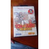 Master System Sega Tom Y Jerry