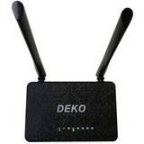 2 Roteador 300mbps Wireless 2 Antenas Wifi 4lan 1wan Bivolt