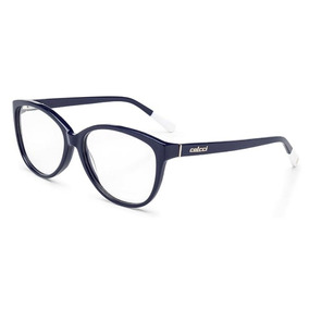 Oculo Grau Gatinho Azul Marinho - Óculos no Mercado Livre Brasil 3d3372513f