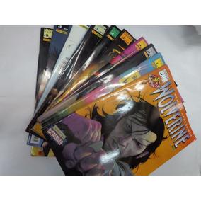 Wolverine 1 Ao 24 Editora Panini 2005