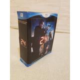 Blu-ray 24 Horas - 7ª Temporada Usado - 6 Discos