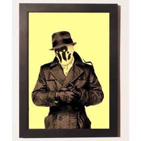Poster Com Moldura Watchmen Horshack Comic Dc