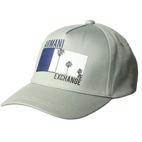 Gorras Armani Exchange Exclusivas 100 - Accesorios de Moda en ... cc6e1922539