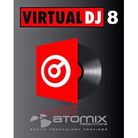 Virtual Dj Pro 8 Pro Infinity 2014 + Effects, Skins, Samples