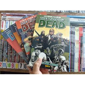 The Walking Dead Panini - Edições 19-22