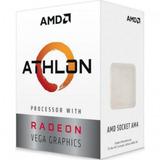 Amd Athlon 240ge 3.5 Ghz 35w Am4 Radeon Vega Graphics Yd24