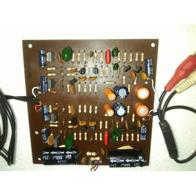 Placa Pre Phono Estereo Do Amplificador Model 360 Gradiente
