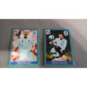 Cards Figurinhas Da Copa Do Mundo 2010 - Lote Com 200 Cards