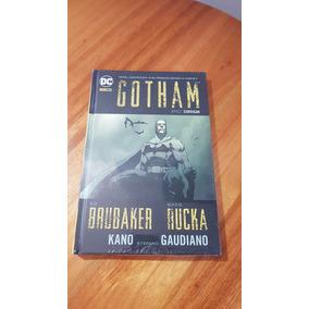 Gotham Dpgc 4: Corrigan (brubaker/rucka) Capa Dura Lacrado!