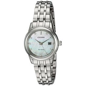 443c6b2ecb0e7 Reloj Citizen Watch Co Water Resist Base Metal 6650 073991 - Relojes ...