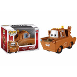 Funko Pop Mater #129 Cars Muñeco Original