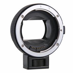 Anel Adapt Eletronico Canon P/sony E-mount A7s2 A6500