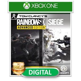 Tom Clancys Rainbow Six Siege Xbox One Digital Envio Hoje