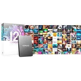 Kontakt 6 E Komplete 12 Ultimate Libraries Mac Ou Windows
