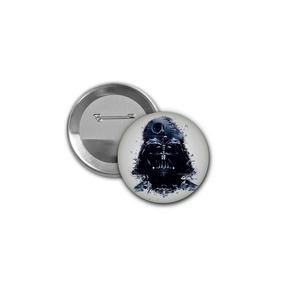 Bottons Star Wars 4,5cm (10 Un) Button Boton Pin Buton