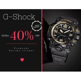 Relógio G-shok Na Caixa + Frete Grátis